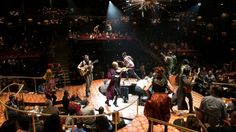 <i>Natasha, Pierre and the Great Comet of 1812</i> at American Repertory Theater