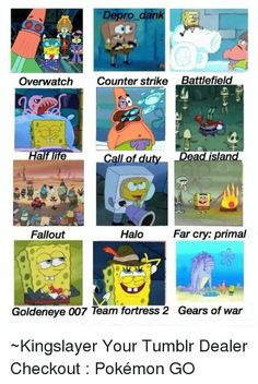 Lol I love the one for Fallout