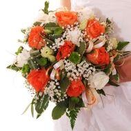 Royal Smile Bridal Bouquet $64.99
