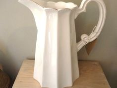 French Jug  I want it for flowers