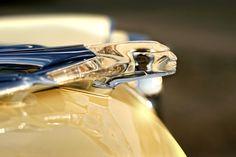 1955 Pontiac Star Chief Hood Ornament