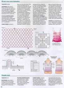 summer shirt crochet more patters (for women) - crafts ideas - crafts for kids Crochet Bikini, Knit Crochet, Summer Shirts, Rubrics, Crochet Clothes, Crafts For Kids, Crochet Patterns, Bullet Journal, Album