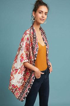 cdc95941cc2f Kachel Josephina Cocoon Kimono #ad #AnthroFave #AnthroRegistry Anthropologie  #Anthropologie #musthave #