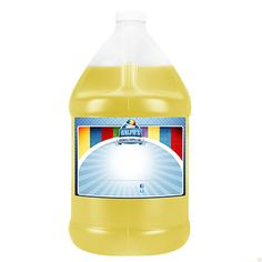 Egg Custard Syrup - Gallon