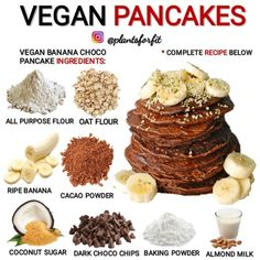 Cacao Recipes, Raw Food Recipes, Plant Based Vegan Diet, Cafe Food, Food Food, Why Vegan, Bons Plans, Delicious Vegan Recipes, Vegan Sweets
