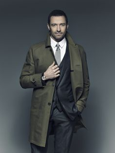 Hugh Jackman in 'Meet the Trailblazers' by Montblanc | SENATUS