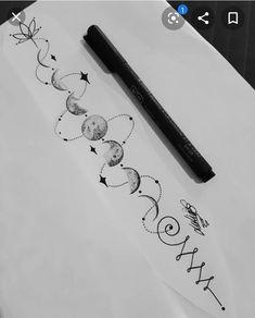 Dream Tattoos, Mini Tattoos, Body Art Tattoos, Small Tattoos, Sleeve Tattoos, Tatoos, Pretty Tattoos, Beautiful Tattoos, Bleistift Tattoo