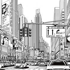 Papinel Fotográfico Cartoon City - Arkpad