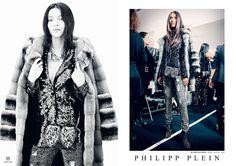 Philipp Plein   Campagna Autunno-Inverno 2014/15