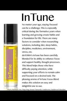 This is some pretty amazing stuff w helping children and adults to focus focus focus and help retain info.. Love these oils check em out at www.doterra.myvoffice.com/suzidiaz