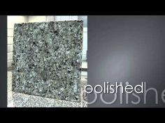 Learn about Granite and find the type that fits in your home the best. #DIY