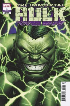 THE IMMORTAL HULK #1 VARIANT