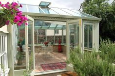 Recently built conservatory - Bury St Edmunds displaying large images.