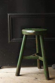 vintage stool -you cant have enough of them  -seats, tables, steps, stands...