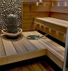 Sauna-I so need this now! Nothing like it for relaxation.