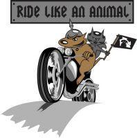 Springfield, MA - Aug. 15, 2015: 7th Annual Ride Like an Animal Motorcycle & Poker Run.  Benefits homeless animals at TJO.