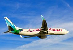 Airlines and Flights Between Great Britain and the Caribbean: Caribbean Airlines
