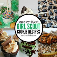 ... shake see more girl scout cookie samoa shake dashing dish dashingdish