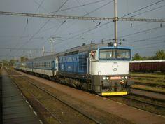 R 924 ''Cidlina'' ve stanici Jaroměř. :)