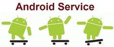 Services in Android is part that runs inside the background to perform long-walking operations while not having to have interaction with the user and it works despite the fact that utility is destroyed