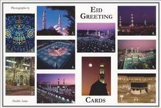 Items similar to Eid Greeting Cards with Photographs of Holy Places in Makkah and Madinah in Saudi Arabia on Etsy Eid Mubarak Greeting Cards, Eid Cards, Eid Mubarak Greetings, Muslim Prayer Rug, Book Holder Stand, Muslim Eid, Ramadan Gifts, Ramadan Decorations, Kids Calendar