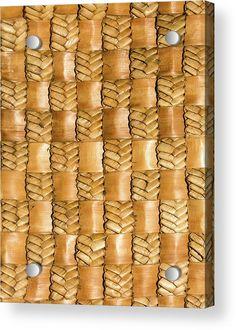 Flax Acrylic Print featuring the photograph Weaving Flax - Gold by Wairua o te Moana Gold Canvas, Canvas Art, Canvas Prints, Surf, Maori Designs, Thing 1, Acrylic Sheets, Got Print, Canvas Material