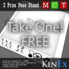 KinEx - Pose Stand