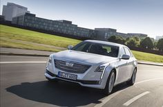 New Cadillac CT6 - http://olschis-world.de/  #Cadillac #CT6 #Car