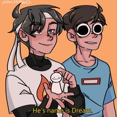My Dream Team, Just Dream, Dream Friends, Minecraft Fan Art, Dream Art, Lol, Cute Art, Techno, Funny Memes