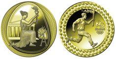 Tocha Olímpica elo entre o antigo e o moderno | Medalha de Ouro