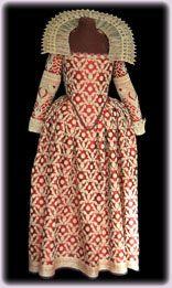 1560-1570 Italian Gown