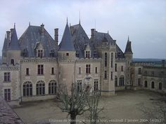 Chateau de Montaigne - Dordogne