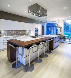 Eat-In Kitchen Design for Your Simple Way of Living Kitchen Furniture, Kitchen Interior, Kitchen Designs, Kitchen Cabinets Drawing, Kitchen Builder, Custom Countertops, Laminate Countertops, Dining Stools, Custom Kitchens