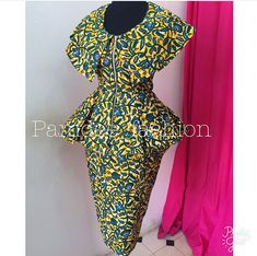modern african fashion that looks fabulous . African Print Dresses, African Wear, African Attire, African Fashion Dresses, African Women, African Dress, African Style, African Print Fashion, Africa Fashion
