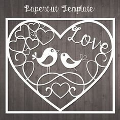 free printable paper cut templates - Google Search | inspired ...