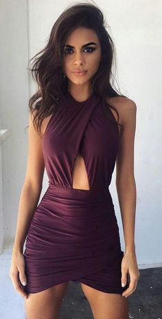 38 Elegant Party Dress Styles From Sophia Miacova You Must Have