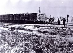 Western Trail - McCoy's Abilene stockyards were known as the Great Western Stockyards. Photograph by Alexander Gardner, Courtesy of the Dickinson County Historical Society. Cattle Drive, Great Western, Historical Society, Railroad Tracks, Spinning, 19th Century, Westerns, Trail, Photograph