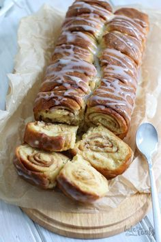Zimtschnecken-Brot                                                                                                                                                                                 Mehr