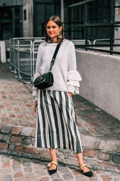 El Mejor Street Style De London Fashion Week Spring 2018   Cut & Paste – Blog de Moda