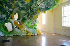 "HASHIMOTO CONTEMPORARY: Crystal Wagner - ""Arboretum"""
