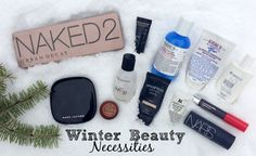 Winter Beauty Necessities on the #RefinedSide #Winter #Beauty