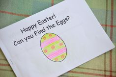 Free Easter-Themed emergent reader printable plus tips on how to help your child build important early reading skills!