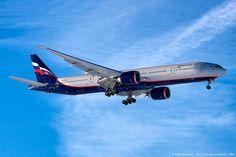 Aeroflot Boeing 777-300/ER VP-BGB | On finals at Sheremetyev… | Flickr