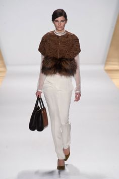 Fall 2013 Trends at New York Fashion Week