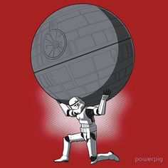 Stormtrooper Shrugged