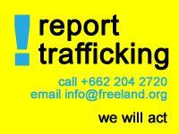 Human Trafficking Destroys Lives