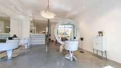 Salon Gohill - Salon Design #SalonIdeas