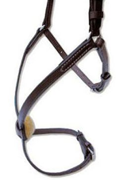 Hitching Post Tack Shop - Nunn Finer Figure 8 Noseband, $64.75 (http://www.hitchingposttack.com/nunn-finer-figure-8-noseband/)