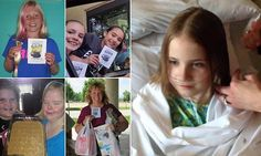 Girl, eight, dies of cancer and inspires pay it forward campaign