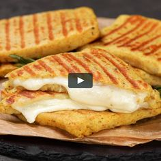 """Keto Tortilla Discover Toast di patate al prosciutto e formaggio This is """"Toast di patate al prosciutto e formaggio"""" by Al.ta Cucina on Vimeo the home for high quality videos and the people who love them. Indian Food Recipes, Italian Recipes, Easy Cake Recipes, Creative Food, Diy Food, Food Videos, Love Food, Foodies, Cooking Recipes"""
